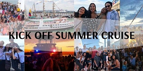 Seaport Summer Cruise Series: The Best Floating Party in Boston tickets