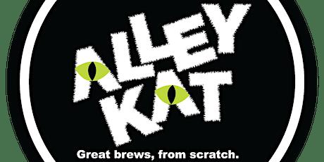 Alley Kat Brewmaster's Dinner tickets