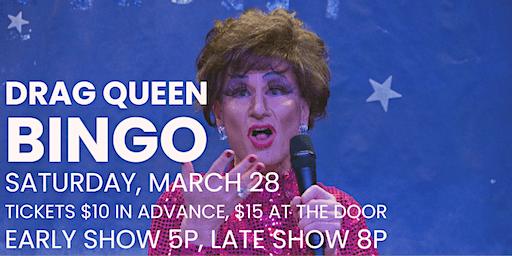 Spring Drag Queen Bingo