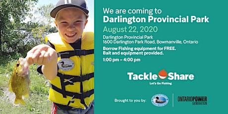 TackleShare at Darlington Provincial Park tickets