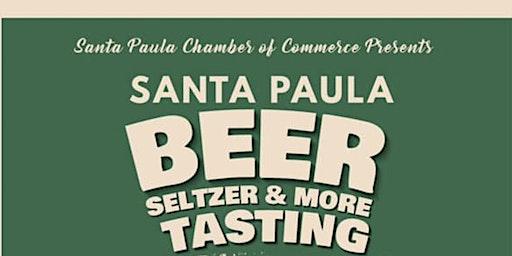 Santa Paula Beer, Seltzer and More Tasting