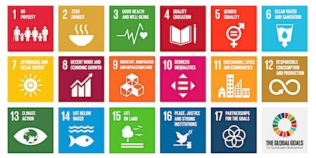 Sustainable Development Goals - Der Weg in eine nachhaltige Zukunft für uns alle Tickets