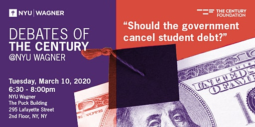 Debates of the Century: Student Debt