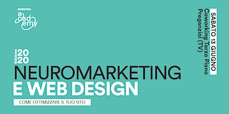 Neuromarketing e Web Design - come ottimizzare il tuo sito tickets