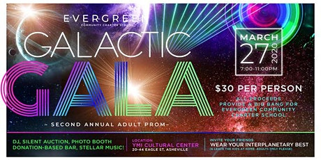 Galactic Gala 2020 tickets