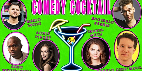 Comedy Cocktail tickets