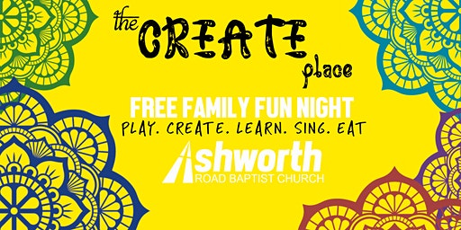 The Create Place - Family Night