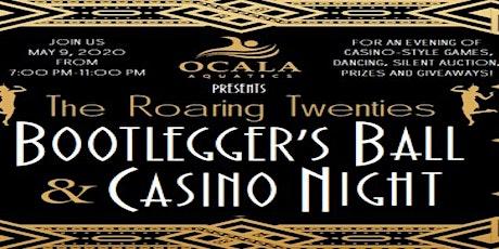 Ocala Aquatics Bootlegger's Ball & Casino Night tickets