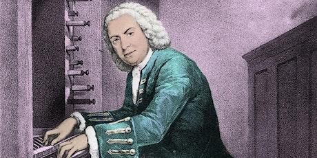 """Bach To The Future"": Michael Eisenberg, Harpsichord tickets"