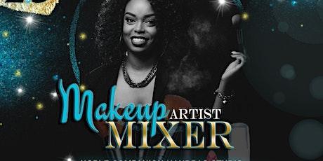 RDU Makeup Artist Mixer tickets