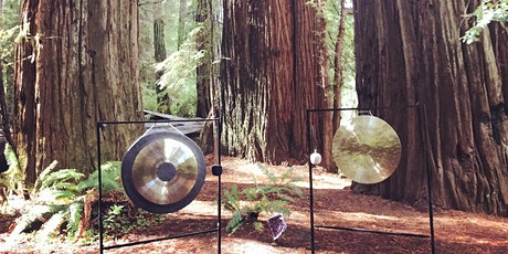 Therapeutic Gong Bath / Sound Bath, East London! tickets