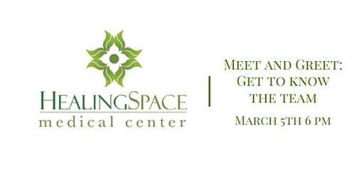 Meet and Greet: Get to know the team at HealingSpace Medical Center