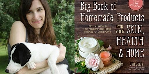 Nerdy Farm Wife's Jan Berry Workshop (Includes Book)