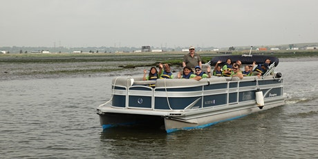 Hackensack Riverkeeper's Open Eco-Cruise - Meadowlands Discovery Boat Tour tickets
