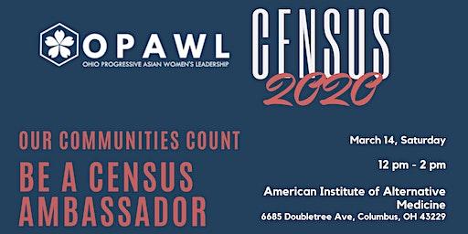 Be a Census Ambassador