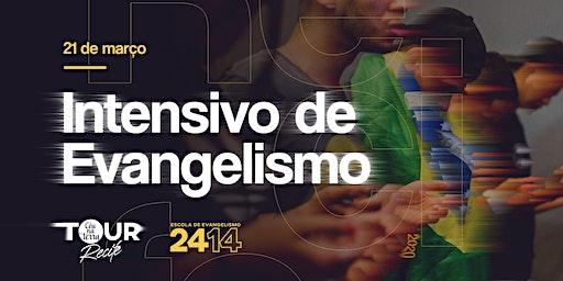 Intensivo de Evangelismo - CNT TOUR RECIFE