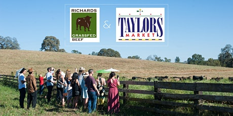 2020 Ranch Dinner with Taylor's Market and Richards Grassfed Beef tickets