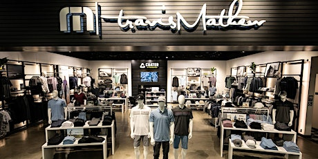 Travis Mathew Shop in Shop Grand Opening Event at Roger Dunn tickets