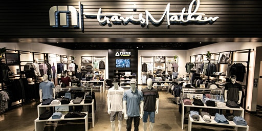 Travis Mathew Shop in Shop Grand Opening Event at Roger Dunn