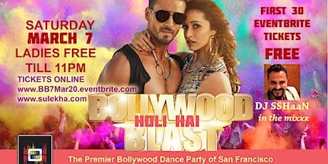 Bollywood Blast: Holi Hai tickets
