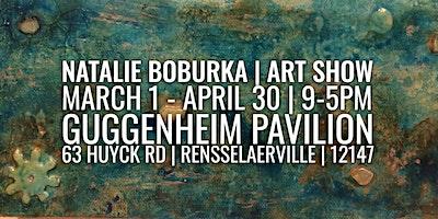 TEMPORARILY CLOSED: Art Show | Natalie Boburka