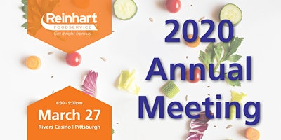 Annual Employee Meeting 2020 | Reinhart Foodservice Pittsburgh