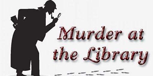"""Hope Academy Dinner Theatre -- """"Murder at the Library"""""""