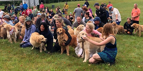 Second Largest Gathering of Golden Retrievers tickets