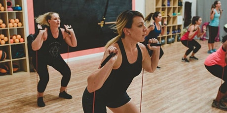 Fabletics x Fit4Mom FREE Body Back® Class tickets