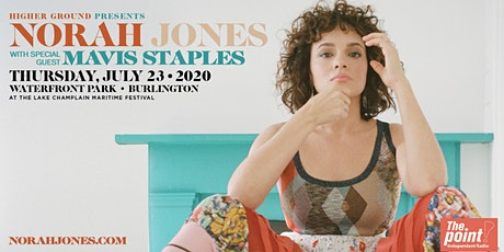 Norah Jones with Mavis Staples tickets