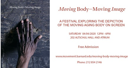 Moving Body-Moving Image Festival tickets