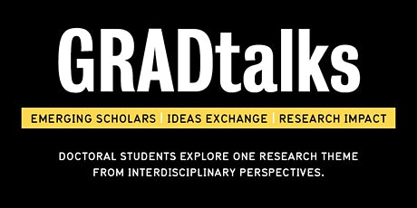 GRADtalks: Protecting our Security tickets