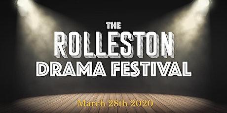 Rolleston Drama Festival tickets