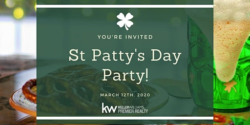 St. Patrick's Day Client Appreciation Party