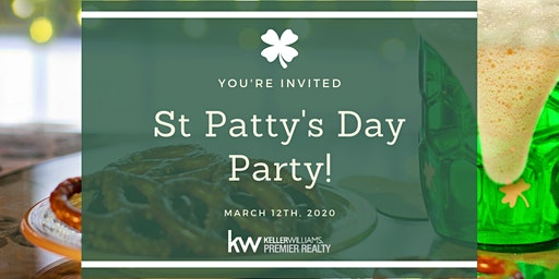 St Patty's Day Client Appreciation Party