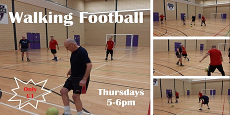 Walking Football tickets