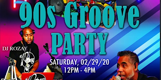 90s Groove Party at Deluxe Uptown CLT