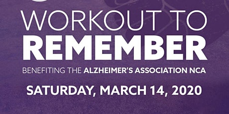 Workout To Remember tickets