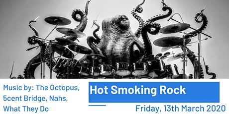 Hot Smoking Rock tickets