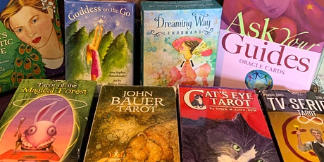 Tarot and Oracle Deck Swap tickets