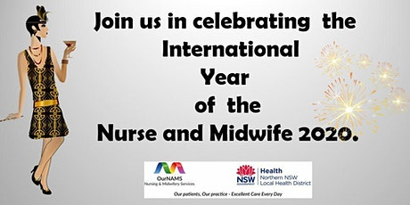 OurNAMS  International Year of the Nurse and Midwife- Gala Cocktail Event tickets