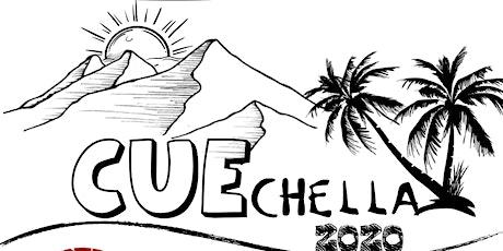 CUECHELLA 2020 tickets