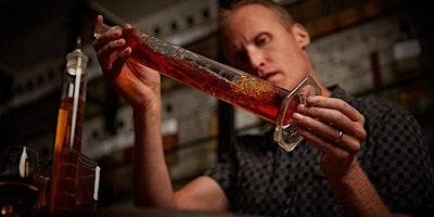 Whisky Tasting with Dr. Don Livermore, Master Blender at Hiram Walker