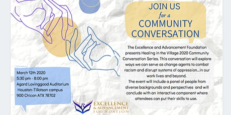 A Community Conversation: Being an Agent of Change at Work and Beyond tickets