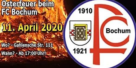 FC Bochum 1910/21 Osterfeuer 2020 Tickets