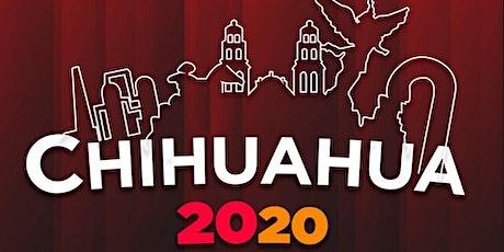 Convención COMEV Chihuahua 2020 tickets