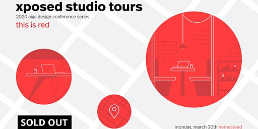 Conference Studio Tours: THIS IS RED