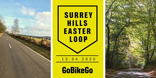 Surrey Hills Easter Monday Loop