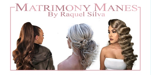 Bridal hair styling/ Demo only