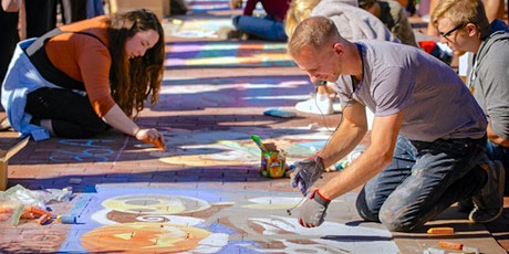 5th Annual New Haven Chalk Art Festival tickets